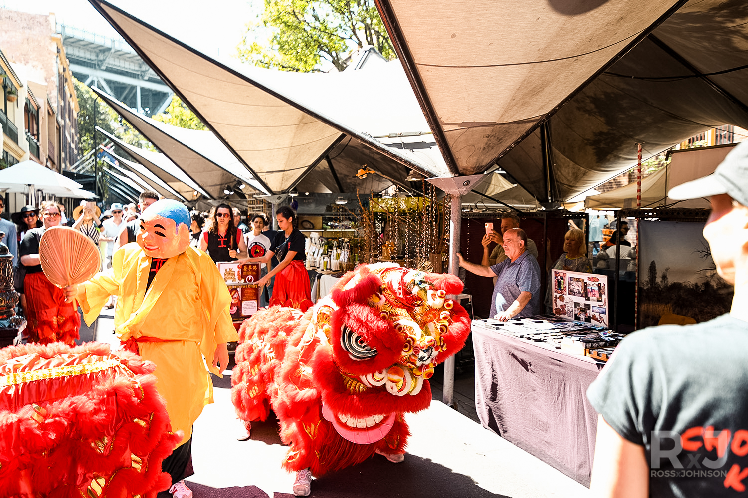 The Rocks Lunar Markets Sydney Chinese New Year Australia 2019